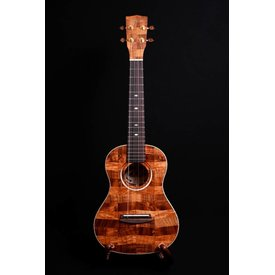 Kala Kala KOA-T-PQT Gloss/All Solid Koa  Tenor Ukulele
