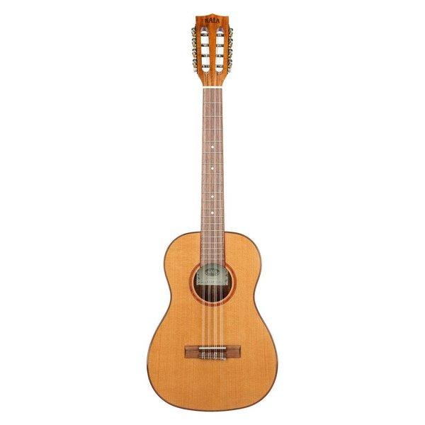 Kala Kala KA-ABP8-CTG Gloss/Solid Cedar/Acacia 8 String Baritone Ukulele