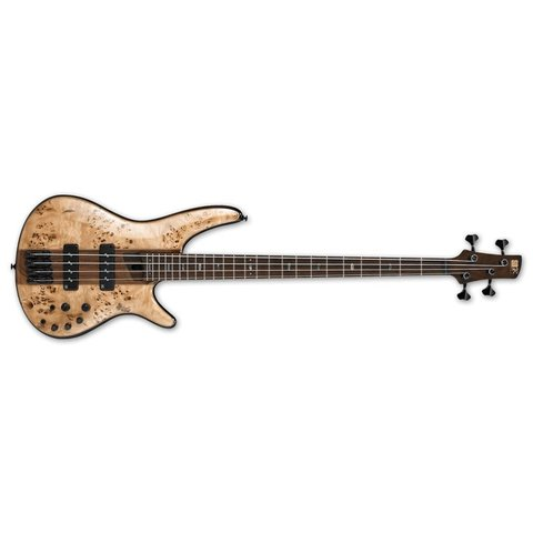 Ibanez SR Premium 4str Electric Bass - Natural