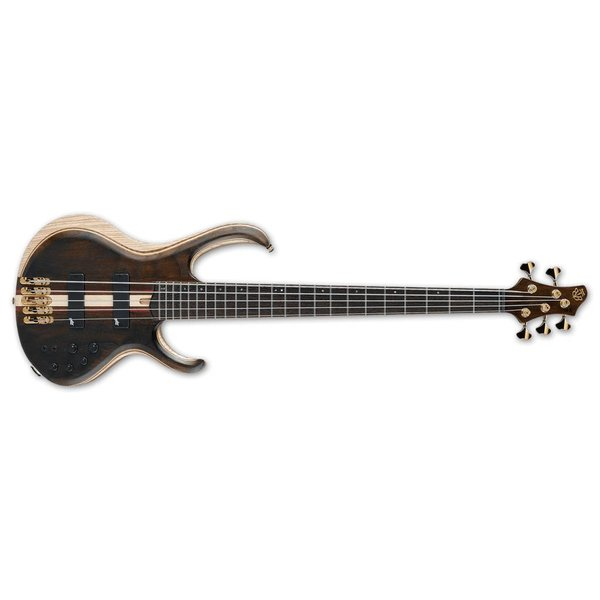 Ibanez Ibanez BTB Premium 5str Electric Bass - Natural Low Gloss