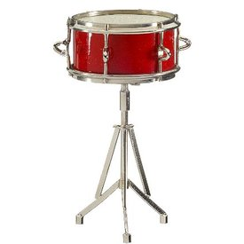 Music Treasures Co. Music Treasures Co. Red Snare Drum Ornament