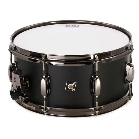 Tama Limited Edition Artwood Maple Snare Drum - 6.5''x14, ''Matte Black