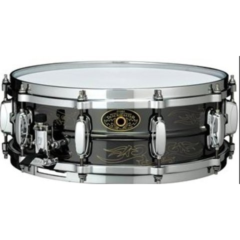 Tama KA145N Kenny Aronoff Signature 5x14'' Engraved Brass Snare Drum