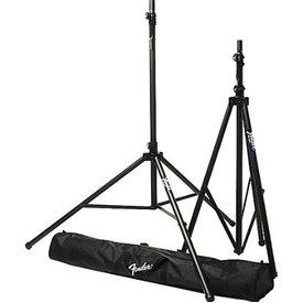 Fender ST-275 Tripod Speaker Stands, 2 Speaker Stands with Carrying Bag