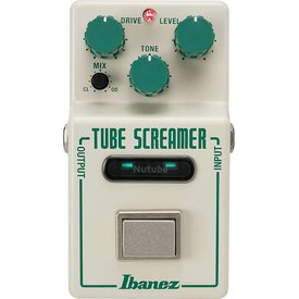 Ibanez Ibanez NU Tube Screamer Overdrive Pro / NUTUBE