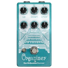 EarthQuaker Devices EarthQuaker Devices Organizer V2 Polyphonic Organ Emulator
