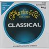 Martin M160 Nylon Ball End Classical Guitar Strings High Tension