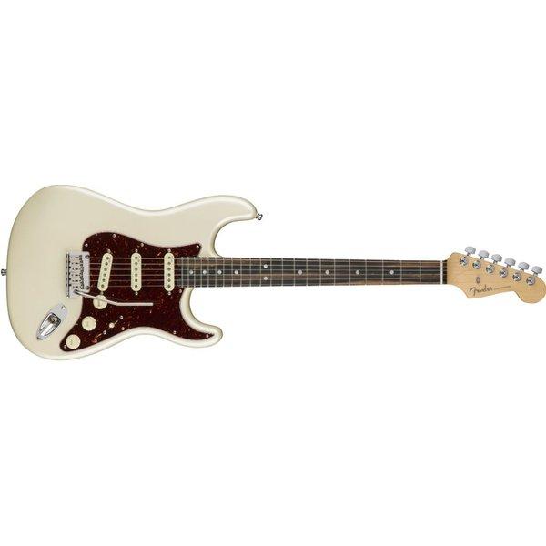 Fender American Elite Stratocaster, Ebony Fingerboard, Olympic Pearl