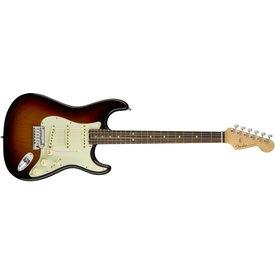 Fender American Elite Stratocaster, Ebony Fingerboard, 3-Color Sunburst