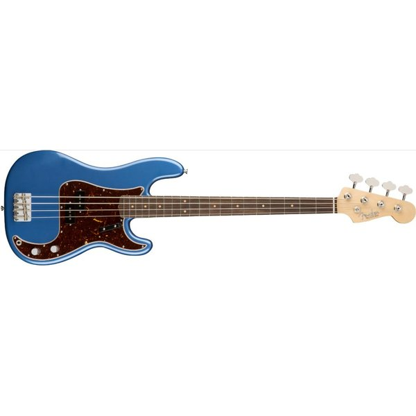 Fender American Original '60s Precision Bass, Rosewood Fingerboard, Lake Placid Blue