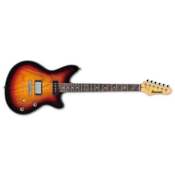 Ibanez Ibanez Chirs Miller Signature 6str Electric Guitar - Tri Fade Burst