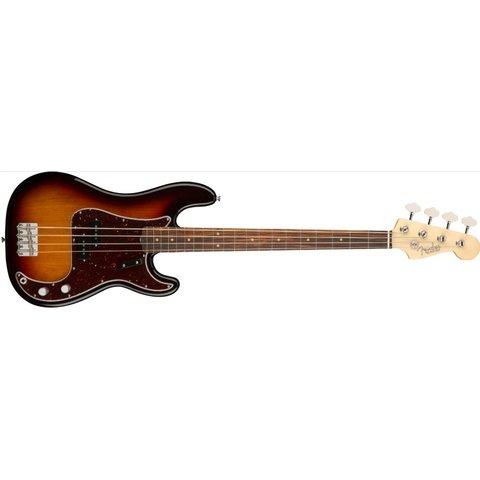 American Original '60s Precision Bass, Rosewood Fingerboard, 3-Color Sunburst