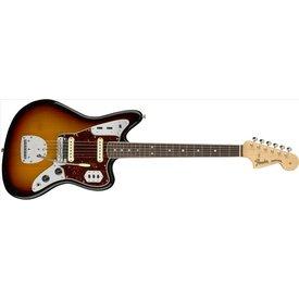 Fender American Original '60s Jaguar, Rosewood Fingerboard, 3-Color Sunburst
