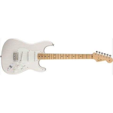 American Original '50s Stratocaster, Maple Fingerboard, White Blonde