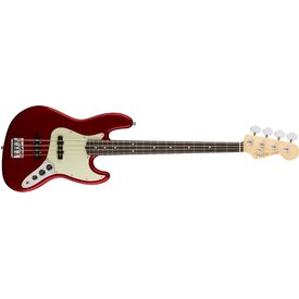 Fender American Pro Jazz Bass, Rosewood Fingerboard, Candy Apple Red