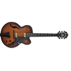 Ibanez Ibanez AFC Contemporary Archtop 6str Electric Guitar - Violin Matte