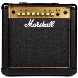 Marshall Marshall MG Gold 15 Watt 1x8 combo w/ 2 channels, reverb, MP3 input
