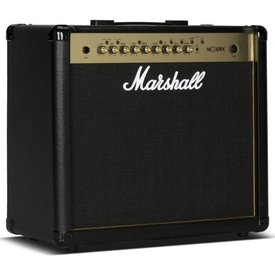 Marshall Marshall MG Gold 100 Watt 1x12 combo w/ 4 programmable channels, FX, MP3 input - two-way footswitch included