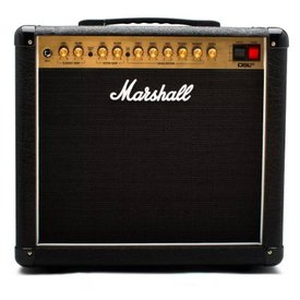 Marshall Marshall DSLR 20W all valve 2 channel, 1x12'' combo with digital Reverb