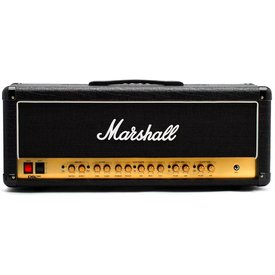 Marshall Marshall DSLR 100W all valve 2 channel head with 2 channels, Resonance and digital Reverb