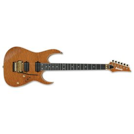 Ibanez Ibanez RG Prestige 6str Electric Guitar w/Case - Natural Flat