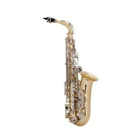 Selmer Selmer AS500 Student Eb Alto Saxophone, Clear Lacquer