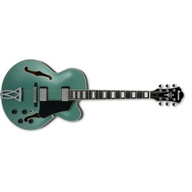 Ibanez Ibanez AF Artcore 6str Electric Guitar - Olive Metallic