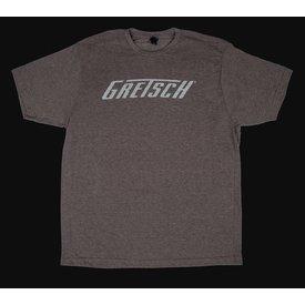 Gretsch Guitars Gretsch Logo T-Shirt, Heather Gray, XL