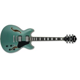 Ibanez Ibanez AS Artcore 6str Electric Guitar - Olive Metallic