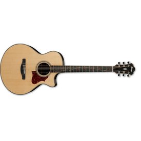Ibanez Ibanez AE 6Str Acoustic/Electric Guitar - Natural High Gloss