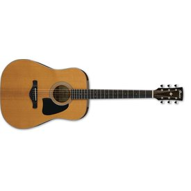 Ibanez Ibanez AVD Artwood Thermo-Aged 6Str Acoustic Guitar - Natural High Gloss