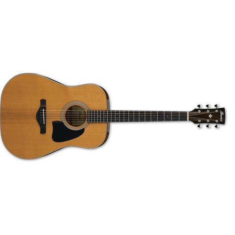 Ibanez AVD Artwood Thermo-Aged 6Str Acoustic Guitar - Natural High Gloss