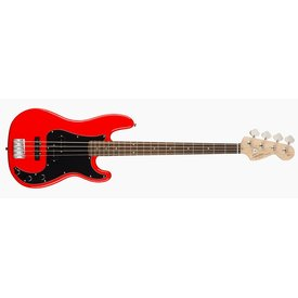 Fender Fender Squier Affinity Series Precision Bass PJ, Race Red
