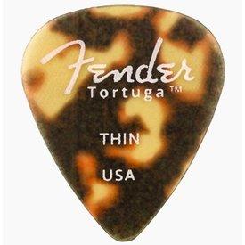 Fender Fender Tortuga 351 Picks, 6 Pack
