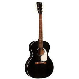 Martin Martin 000-17E Black Smoke w/ Hard Case