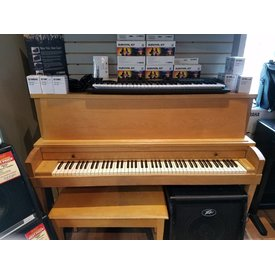 Melody Music Shop LLC Used Baldwin Hamilton Studio Upright Piano