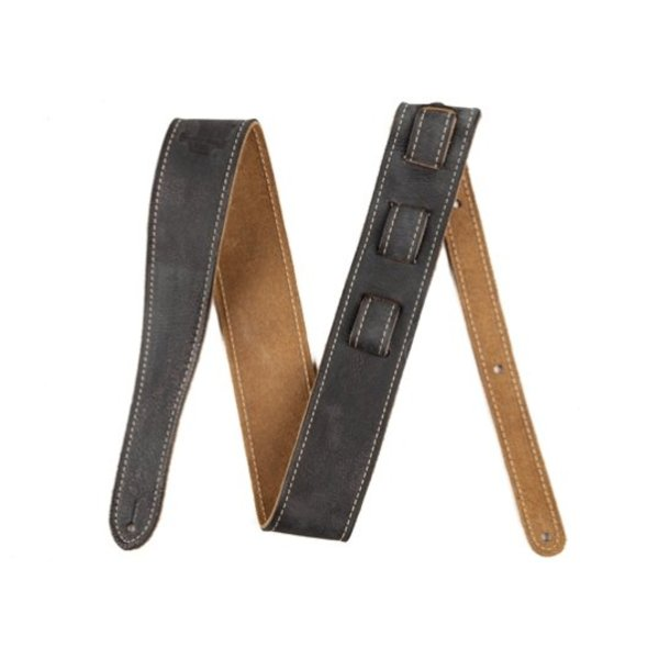 Fender Fender Road Worn Strap, Black