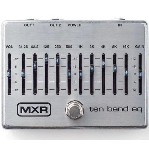 Dunlop M108S MXR 10 Band GEQ - Used