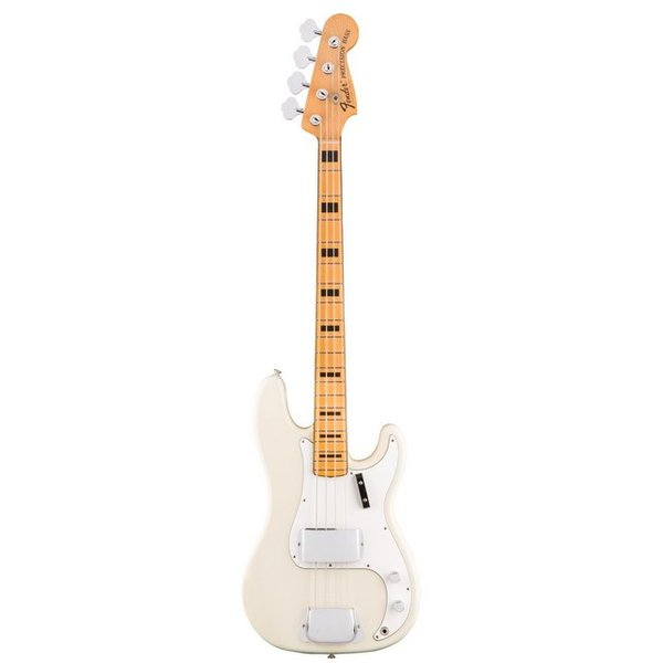 Fender Custom Shop 1969 Closet Classic Precision Bass, Rosewood Fingerboard, Aged Olympic White