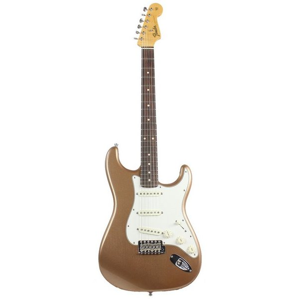 Fender Custom Shop Lush Closet Classic Postmodern Strat Rosewood Fingerboard, Firemist Gold