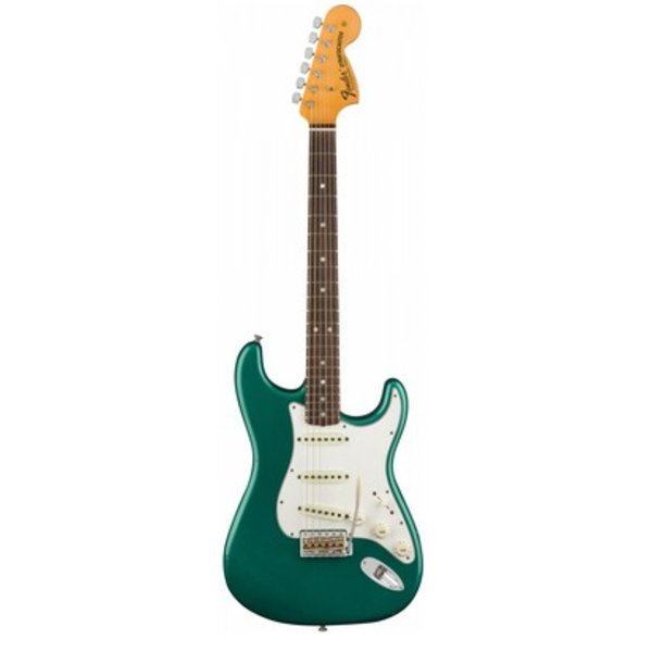 Fender Custom Shop 1969 Journeyman Relic Stratocaster, Rosewood Fingerboard, Aged Ocean Turquoise