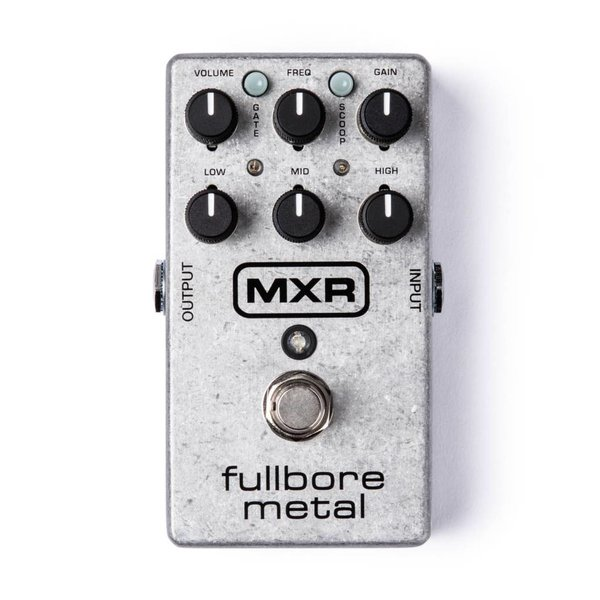 MXR Dunlop M116 MXR Full Bore Metal - Used