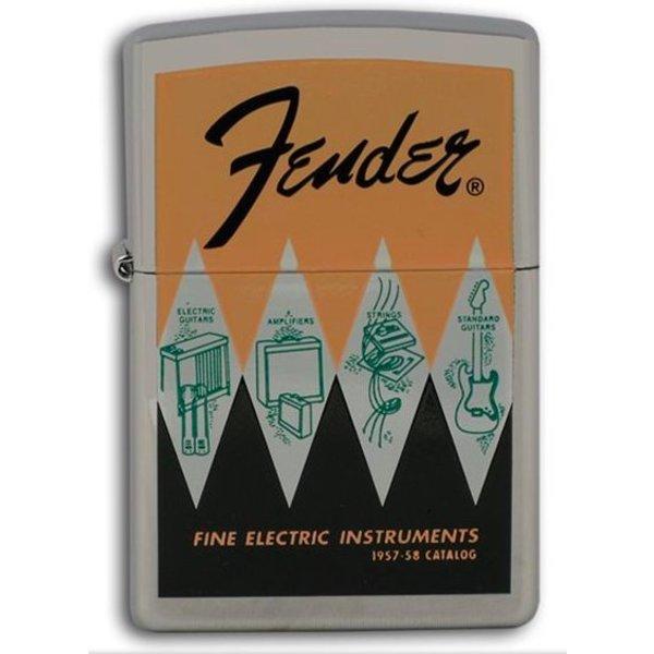 Fender Limited Edition 1957-58 Fender Catalog Lighter