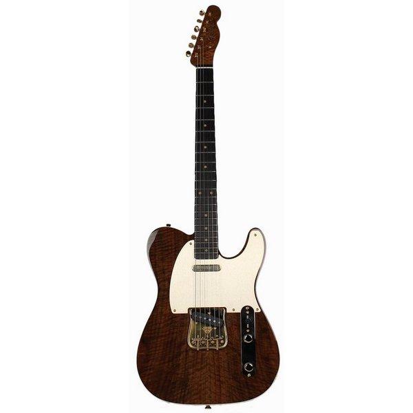 Fender Custom Shop Artisan Claro Walnut Telecaster