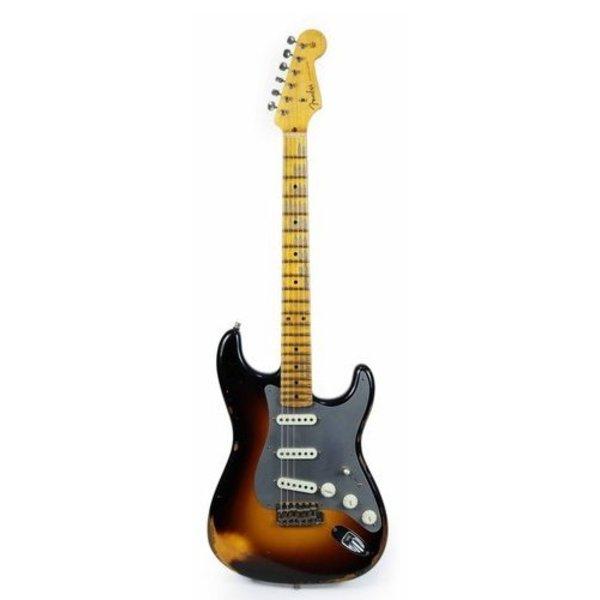 Fender Custom Shop Limited Edition Heavy Relic El Diablo Strat, 2-Color Sunburst