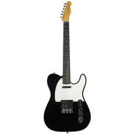 Fender Custom Shop 1963 Journeyman Relic Telecaster Custom, Rosewood Fingerboard, Aged Black