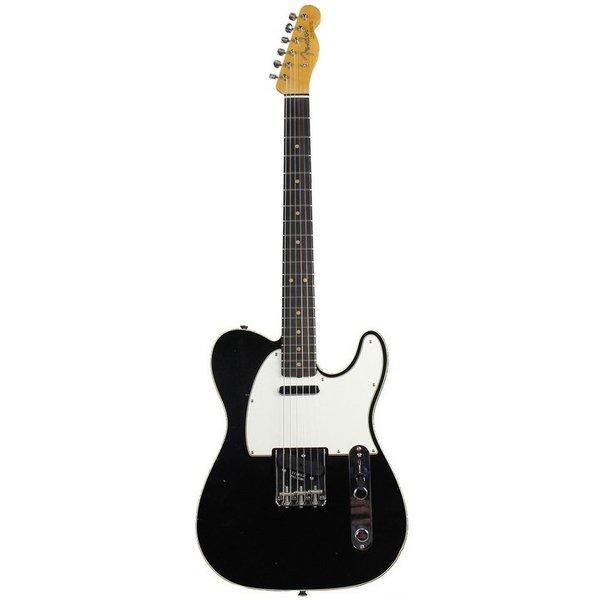 Fender Custom Shop 1963 Journeyman Relic Telecaster Custom, Rosewood Fingerboard, Aged Black