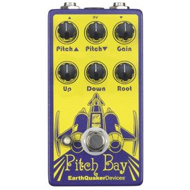 EarthQuaker Devices Earthquaker Devices Pitch Bay Polyphonic Harmonizer and Distortion Generator - Used