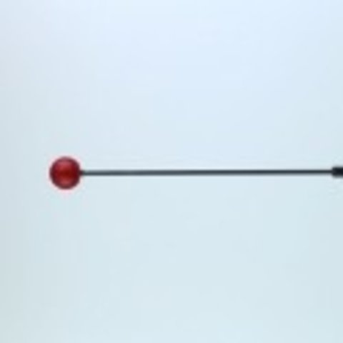 Dragonfly Percussion Heavy Magic Flute, Bell Mallets