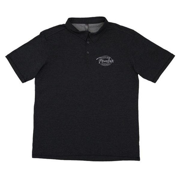 Fender Fender Industrial Polo, Black, XL